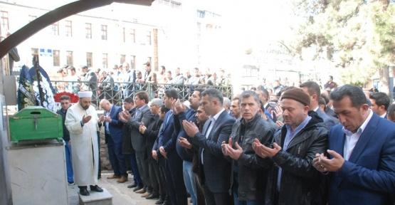 Tokatspor camiasının acı günü