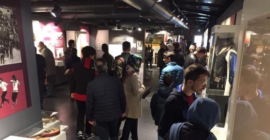 Trabzon Şehir Müzesi'ni 10 günde 30 bin kişi ziyaret etti