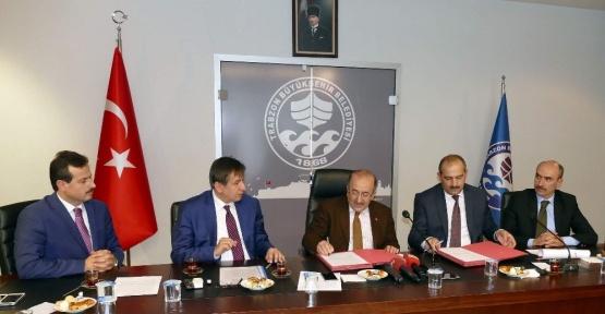 Trabzon'da unutulmaya yüz tutmuş meyve türleri yeniden üretilecek