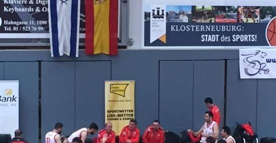 TSK Avusturya'da üçüncü oldu