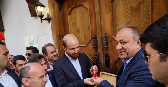TÜGVA Kastamonu İl Temsilciliği törenle açıldı