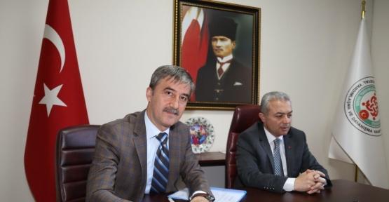 Turgutlu'da kurslar için protokol imzalandı