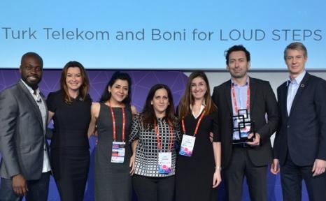 Türk Telekom'un Sesli Adımları Barcelona'dan Duyuldu