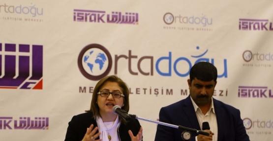 Türkçe, Arapça ve Kürtçe yayın yapan İşrak gazetesi 1. yıl dönümünü kutluyor