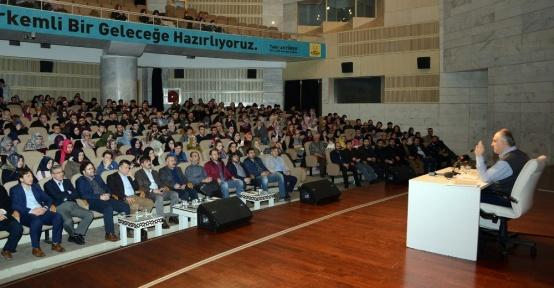 Türkistan'dan Anadolu'ya bilim ve felsefe anlatıldı
