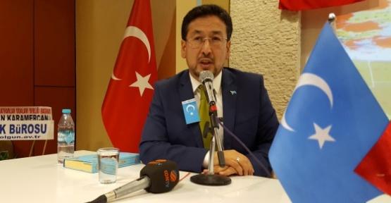 Türkiye Müslüman Uygurlara Sahip Çıkmalı