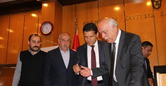 Türkiye rekoru promosyon anlaşması İskenderun Belediyesi'nden