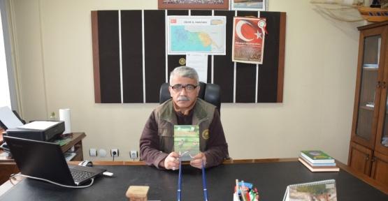 Türkoğlu 'Iğdır'ın kuşları' kitabını tanıttı