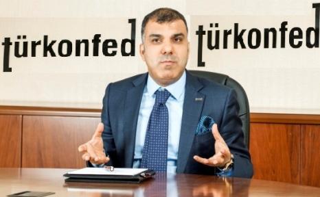 TÜRKONFED Başkanı Kadooğlu: Türk Siyasetçilere Gösterilen Tavır Kabul Edilemez