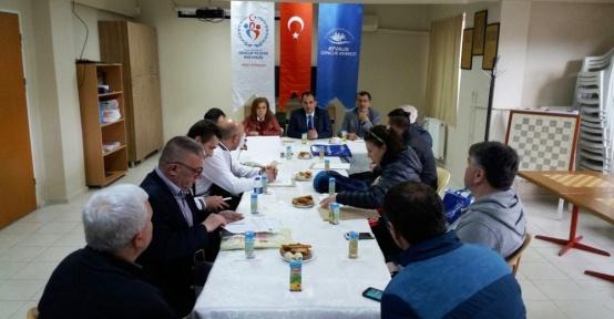 TVF Grup Karşılaşmaları Ayvalık'ta başlıyor
