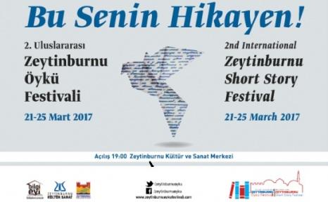 Uluslararası Zeytinburnu Öykü Festivali Başlıyor