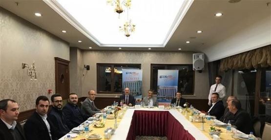 Ümraniye'den Tunceli'ye kardeşlik ziyareti