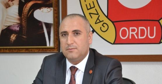 """Ünsal: """"Türkiye bir dönüşümün eşiğinde"""""""