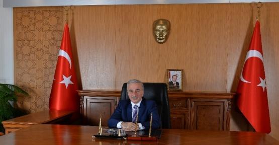 Vali Kamçı'dan '14 Mart Tıp Bayramı' Kutlama Mesajı