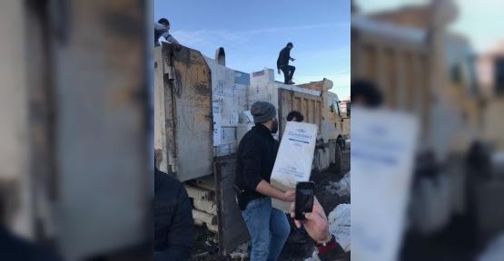 Van'da 344 bin paket kaçak sigara ele geçirildi