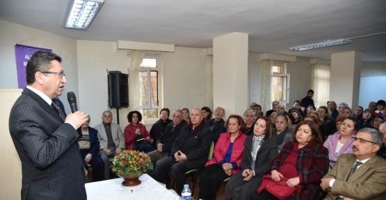 Veysel Tiryaki: 'Kentsel dönüşüm bir fırsattır'