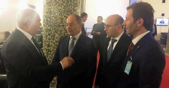 Yalovalı başkanlardan Bakan Akdağ'a ziyaret, son dakika haberler