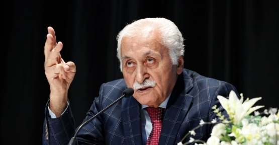 Yavuz Bülent Bakiler Erzurum'da konferans verecek