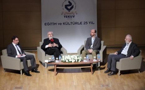 YEKÜV Eğitim Ve Kültürle 25 Yil Paneli Düzenledi