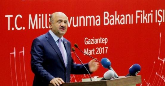 """""""Yeni Sanayi Çağında Üretim ve Savunma Sanayisini Nasıl Etkileyecek"""" toplantısı"""