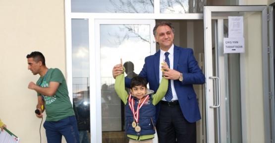 """""""Yeşilay Haftası Satranç Turnuvası"""" düzenlendi"""