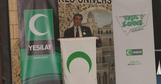 Yeşilay'dan Teknoloji Bağımlılığı konferansı
