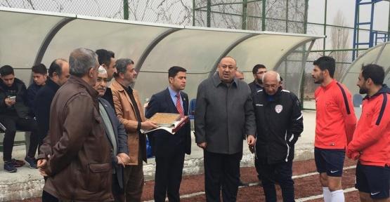 Yeşiltepeliler Sosyal Yardımlaşma ve Dayanışma Derneği, Yeşilyurt Belediyespor'u  yalnız bırakmayacak