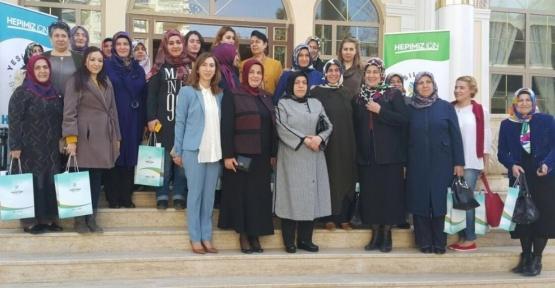 Yeşilyurt Belediyesi'nden Kadınlar Günü etkinliği