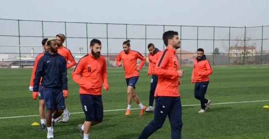 Yeşilyurt Belediyespor, Araban Belediyespor maçına hazır