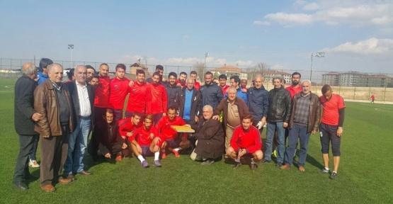 Yeşilyurt Belediyespor'da Araban Belediyespor maçı hazırlıkları sürüyor