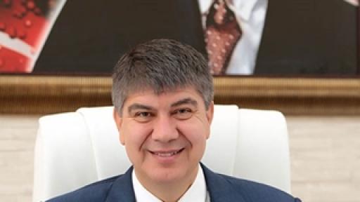 Başkan Türel, 23 Nisan mesajı 2017