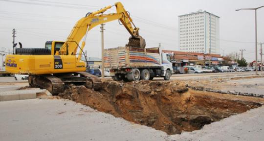 Karaman Belediyesi çalışma haberleri