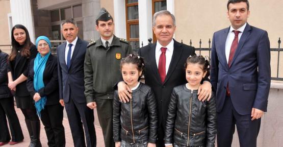 Karaman Valisi Tapsız, Ermenek ilçesini ziyaret etti