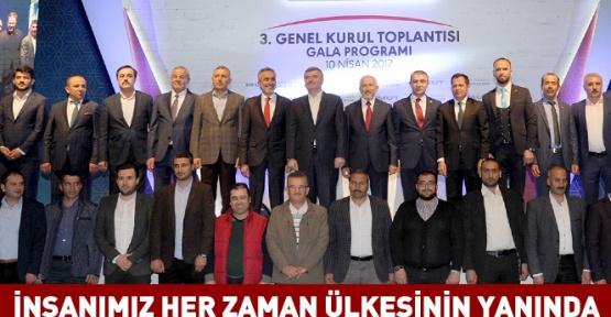 Konya Müteahhitler Birliği, 3. Genel Kurul Toplantısı Yapıldı