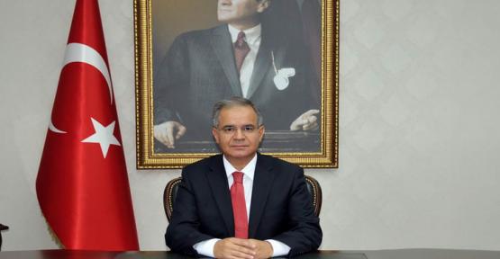 Vali Süleyman Tapsız, 23 nisan mesajı 2017