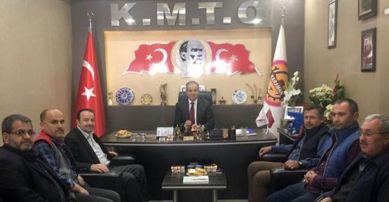 Vali Tapsız, Sanayi Sitesinde İncelemelerde Bulundu