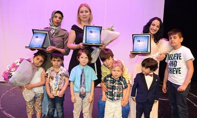 Anne-Çocuk temalı Film Festivali düzenledi