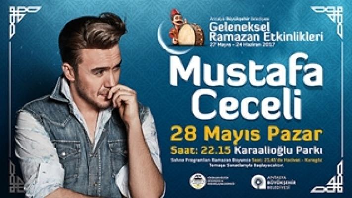 Antalya'da Mustafa Ceceli Konseri Var
