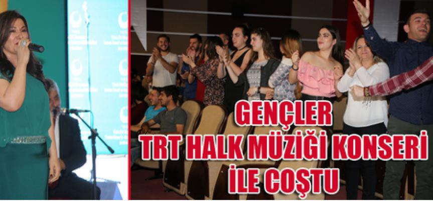 Etkinlikler, TRT Halk Müziği Konseri ile sona erdi