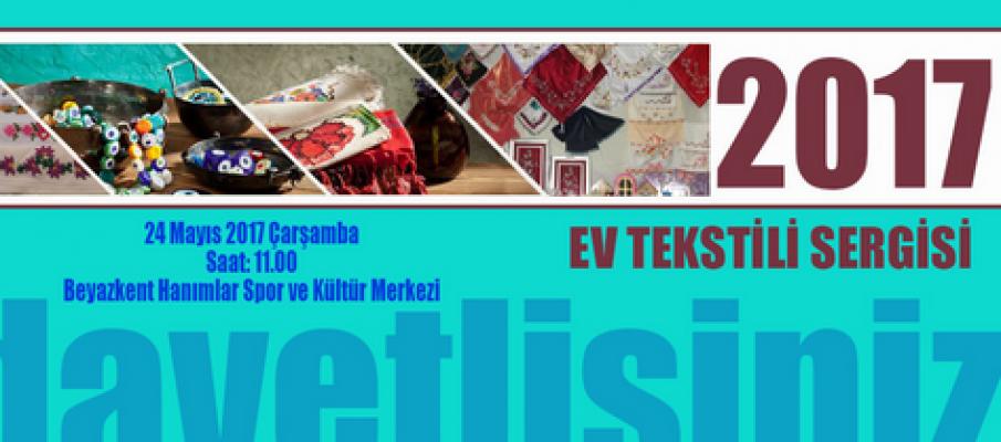 Karaman'da Ev Tekstili üzerine sergi açılacak