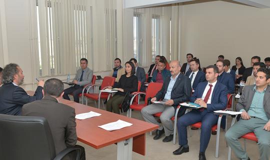 Karaman'da KMÜ, 2019 2013 stratejik planını hazırlıyor