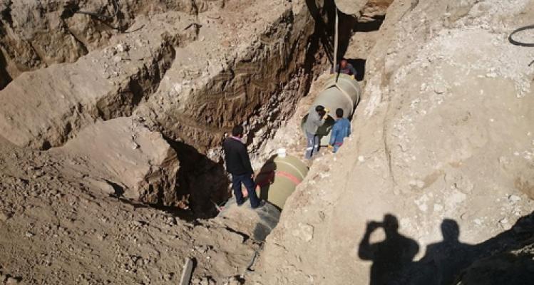 Karaman'da su baskınlarına karşı önlem alınıyor