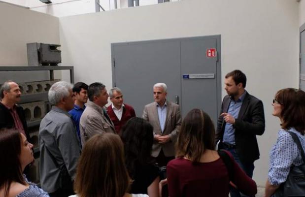 Karaman Milli Eğitim Müdürlüğü Avrupa'da Ziyaretinde