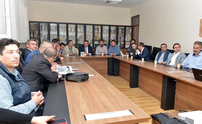 Rekabetçi Sektörler Programı Farkındalık Toplantısı düzenlendi