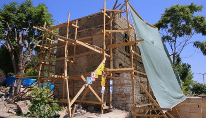 Karaman'da Nalıncılar Evi restore edilecek