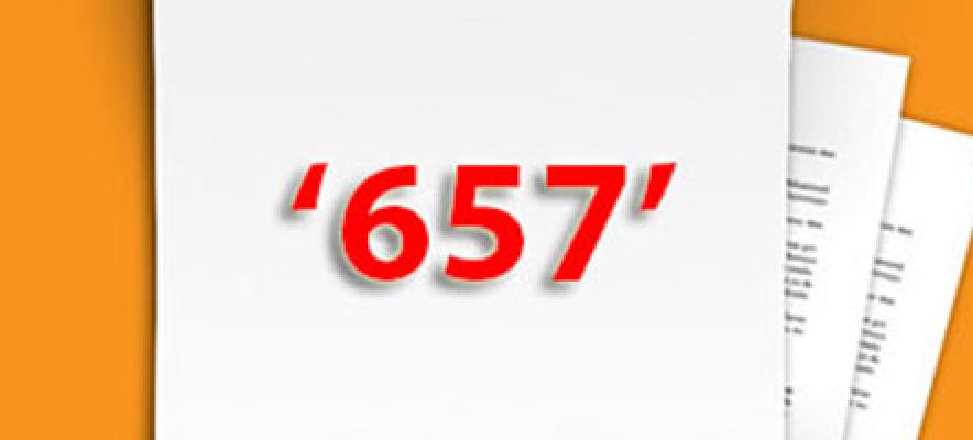 657 Hangi Meslek Gruplarını Karşılar?
