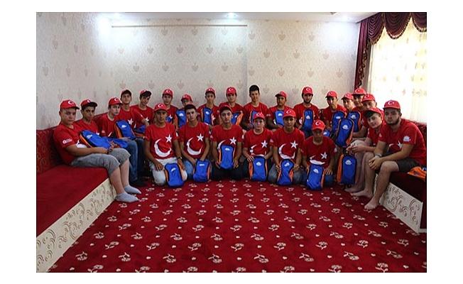 Antalya'da '15 Temmuz Diriliş Gençlik Kampı' Düzenlendi