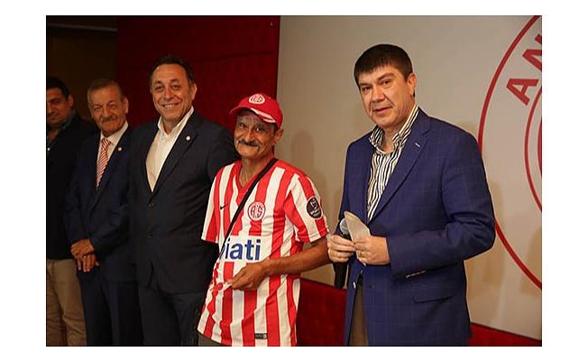 Antalyaspor 51. Yaşını Kutladı