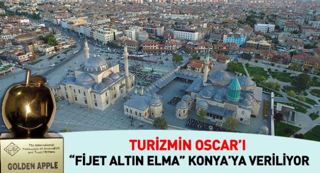 Konya Büyükşehir Belediye Başkanı Tahir Akyürek'i ziyaret etti