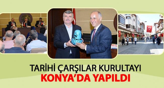 Konya Büyükşehir Belediyesi'nin ev sahipliğinde gerçekleştirildi